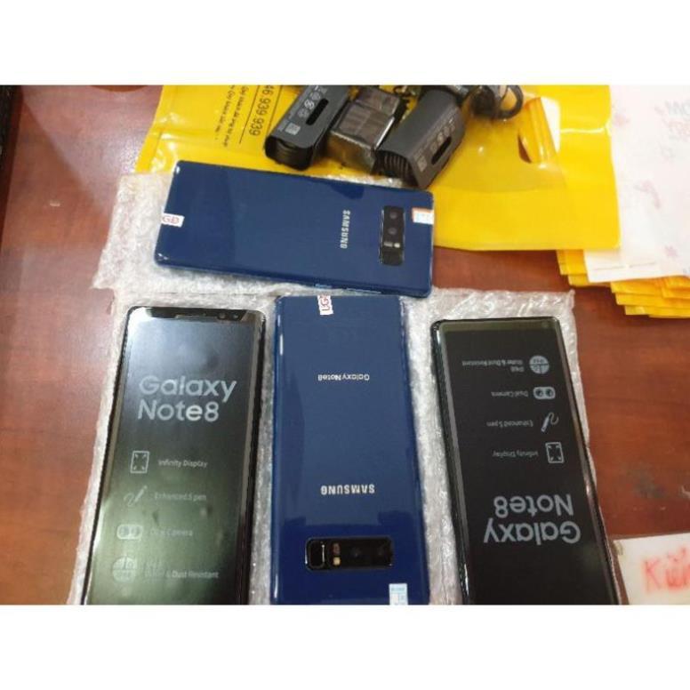 điện thoại Samsung Galaxy Note 8 2sim mới Chính Hãng, chiến PUBG/FREE FIRE ngon