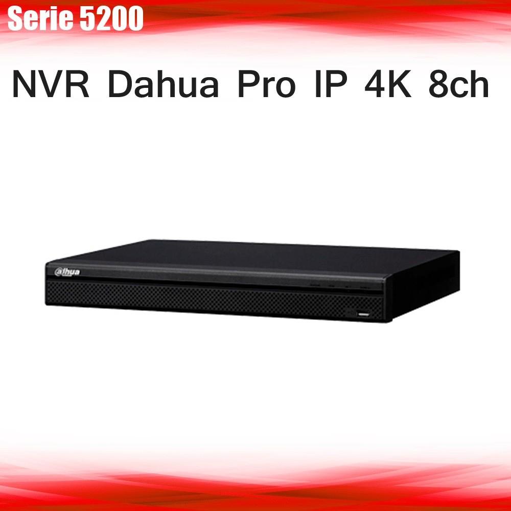 Đầu ghi hình camera IP 8/16/32 kênh DAHUA NVR5208-4KS2 / NVR5216-4KS2 / NVR5232-4KS2