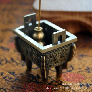 Lư cắm hương bằng hợp kim kẽm phong cách cổ đại