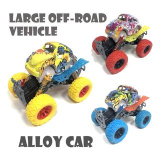 4WD Mô Hình Xe Địa Hình Đồ Chơi 4wd Cho Bé thumbnail