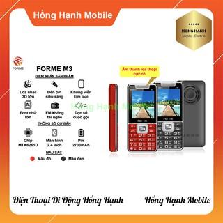 Hình ảnh Điện Thoại Forme M3 - Hàng Chính Hãng - Hồng Hạnh Mobile-0