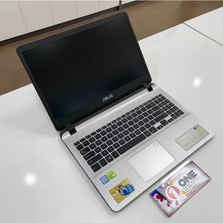 [Hàng Likenew-Cực Mạnh] Asus X507UF Core i7 8550U/ 8Gb Ram/ SSD 256Gb/ Card đồ họa rời Nvidia MX130/ Màn hình tràn viền.