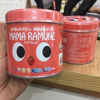 KẸO BIẾNG ĂN MAMA RAMUNE JAPAN 200 viên