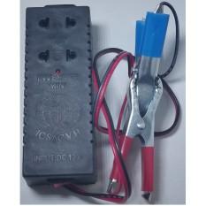 Thiết bị biến điện 12v ra 220