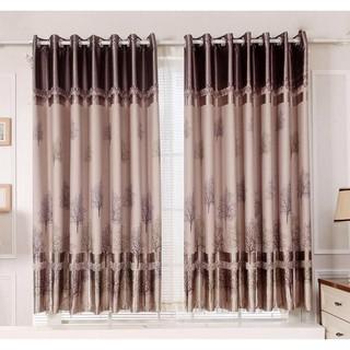 Rèm cửa sổ, cửa phòng ngủ chống nắng giá rẻ TNS-007
