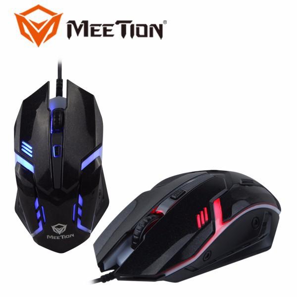 Chuột chuyên Game (Gaming) có dây cao cấp Meetion M371