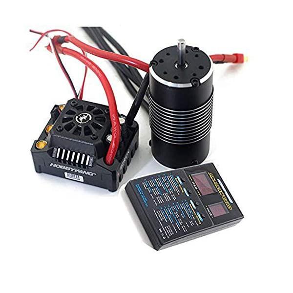 Bộ điện Hobbywing MAX 8 V3 150A – Motor 4274 2200KV