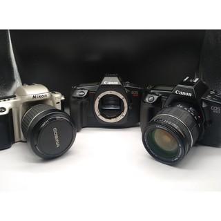 Máy ảnh film, máy film điện Canon