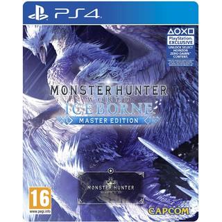 [Game+Steelbook+CodePSN] PS4 Monster Hunter World IceBorne Master Edtion Asia