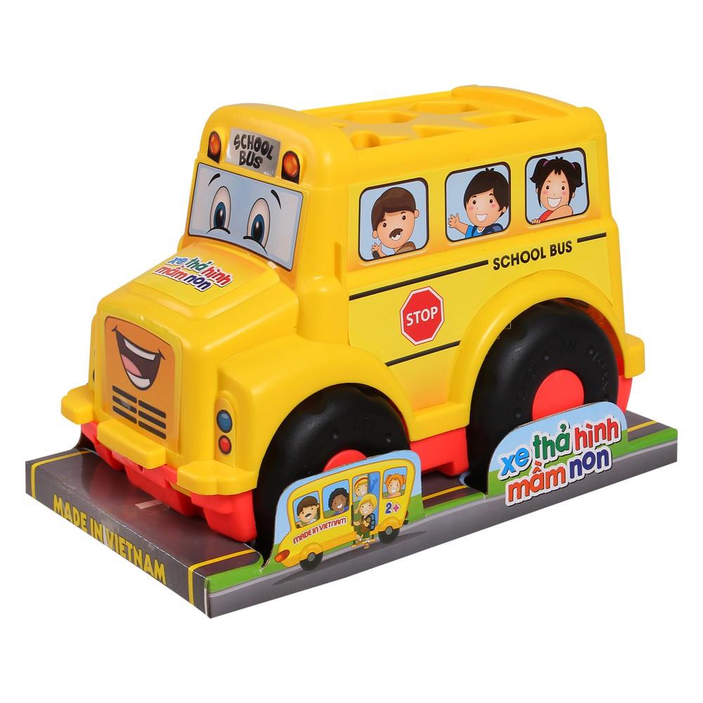 Xe Bus Thả Hình Hàng Việt Nam