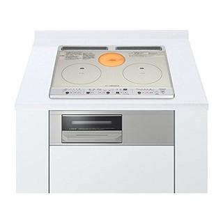 Bếp từ Nhật nội địa Hitachi HT-K60S đời 2020-Full màu trắng-Miễn phí lắp đặt, vận chuyển HN