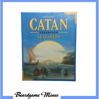 Catan Seafarers – Bộ mở rộng phiên bản Biển của trò chơi thẻ bài Catan