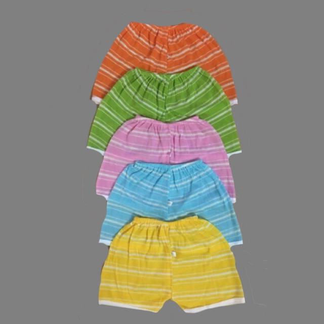 (Combo 10) Quần đùi chục mặc nhà cho bé