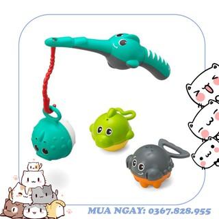 Bộ đồ chơi câu cá vui nhộn Infantino 205040-01