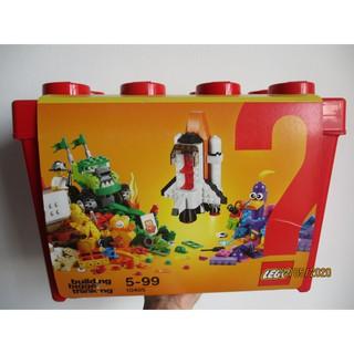 LEGO Brandcampaign 10405 Thùng Gạch Nhiệm Vụ Sao Hỏa (871 chi tiết – 1,566kg) [New Sealed, LEGO Chính Hãng]
