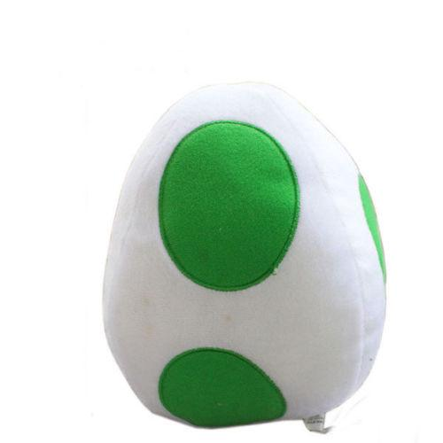 LA.-New Super Mario Brothers Plush 8in Yoshi egg soft doll Christmas gifts for