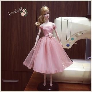 Set 7 váy Barbie của Kiếng Quân
