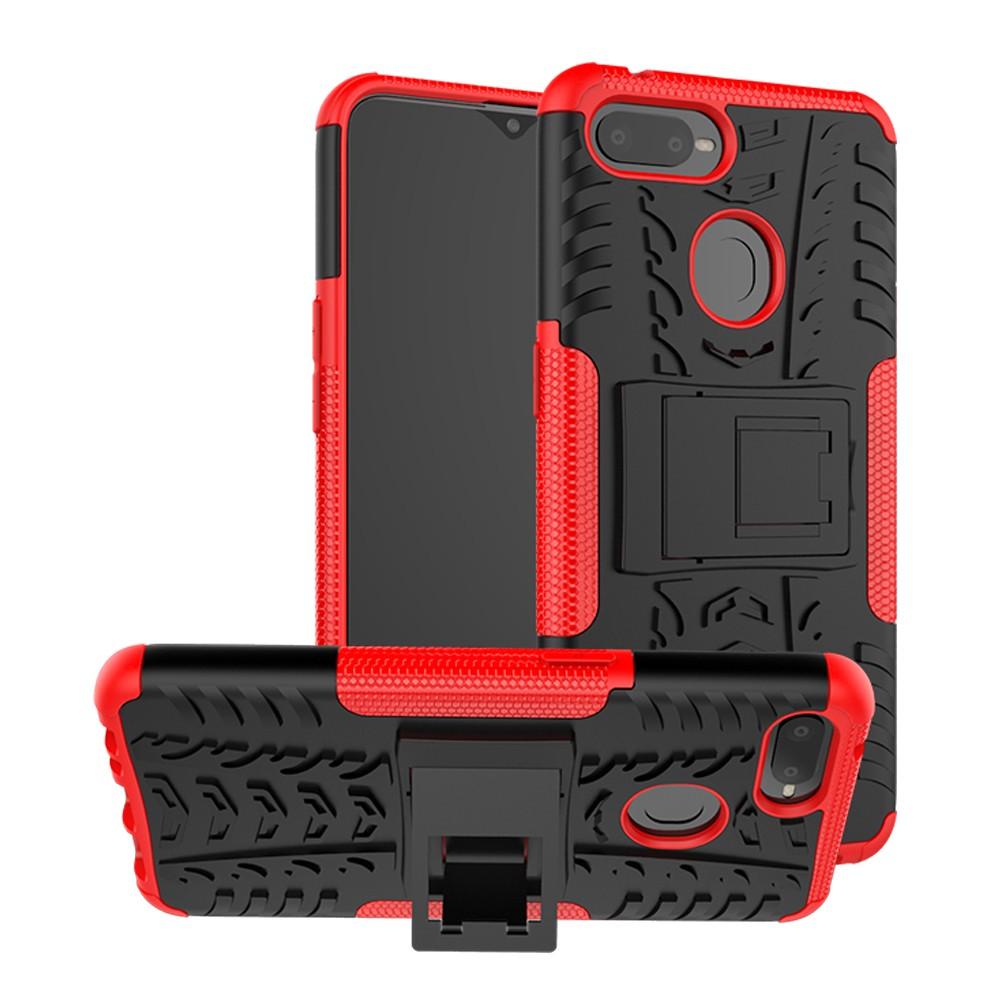 COD TPU+PC Ring soft case OPPO F7 A83 A5(Realme) R9s R9SPlus F9 F1S/A59