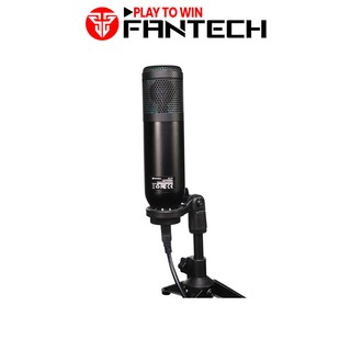 Micro Thu Âm Livestream Chuyên Nghiệp Fantech MCX01 LEVIOSA LED RGB Âm Thanh Chất Lượng Cao – Hãng Phân Phối Chính Thức