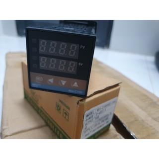 Bộ điều khiển nhiệt độ REX-C100 ( đồng hồ nhiệt RKG ) 48×48 45×45