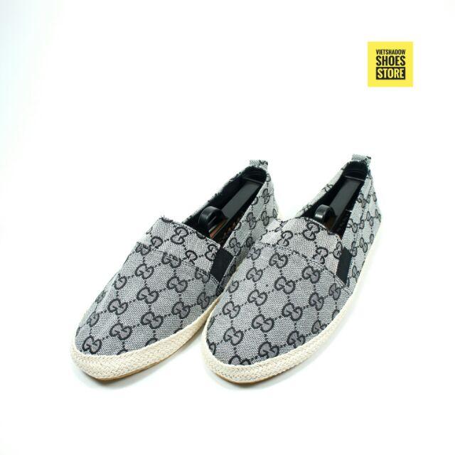 Slip on | giày lười vải nam Zara vải ghi bo đay mã 678-ghi - 2985474 , 167318635 , 322_167318635 , 195000 , Slip-on-giay-luoi-vai-nam-Zara-vai-ghi-bo-day-ma-678-ghi-322_167318635 , shopee.vn , Slip on | giày lười vải nam Zara vải ghi bo đay mã 678-ghi