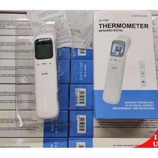 Nhiệt kế hồng ngoại đo trán Infrared Thermometer CK-T1502 NHIỆT KẾ ĐIỆN TỬ ĐO KHÔNG TIẾP XÚC THEO DÕI THÂN NHIỆT