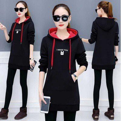 áo hoodie nữ kiểu dáng thời trang - 22944781 , 7103648126 , 322_7103648126 , 227800 , ao-hoodie-nu-kieu-dang-thoi-trang-322_7103648126 , shopee.vn , áo hoodie nữ kiểu dáng thời trang