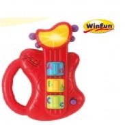 Đàn ghi ta có đèn nhạc WINFUN -Đàn cầm tay có đèn nhạc- Kèn cầm tay trumpet có đèn nhạc