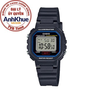 Đồng hồ nữ dây nhựa Casio Standard chính hãng Anh Khuê LA-20WH-1CDF thumbnail