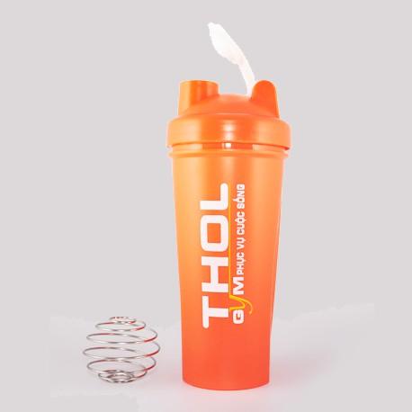 Bình lắc Shaker Whey, THOL, XXL, My Protein 1 ngăn