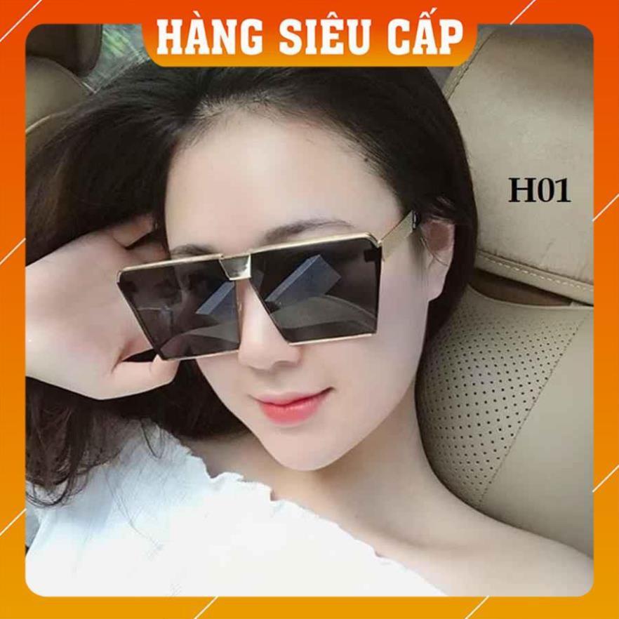❤️FREESHIP❤️ Kính Hot New Unisex 2019 Kính Hồ Ngọc Hà Chống Tia UV400 Cao Cấp Nhập Khẩu