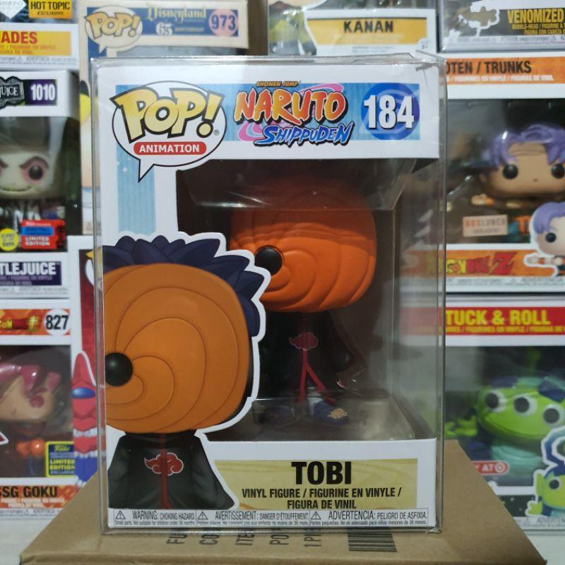Đồ chơi mô hình funko pop 184 Tobi – Naruto