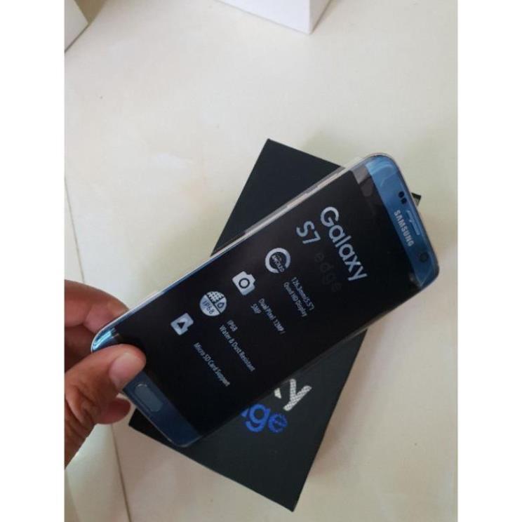 điện thoại Samsung Galaxy S7 Edge ram 4G/32G mới Zin, Chính Hãng