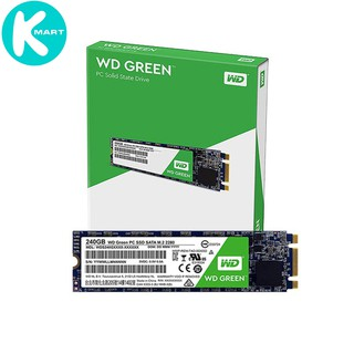 Ổ cứng SSD Western Digital SSD WD Green 240GB 2.5