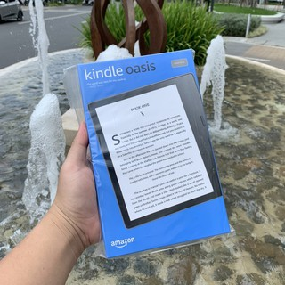 Máy Đọc Sách Kindle Oasis 3 32GB Champagne Gold Nguyên Seal