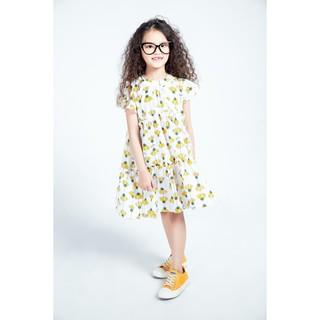 Đầm Dáng Suông Dành Cho Bé Gái ( 2-15 Tuổi ) Jookyli
