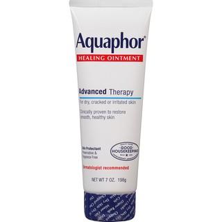 Kem Dưỡng Ẩm dành cho Da Khô, Nứt Nẻ Aquaphor Advanced Therapy Healing Ointment Skin Protectant 198g (Mỹ) thumbnail