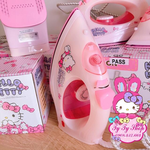 Bàn ủi Sarino hàng Thái Hello Kitty