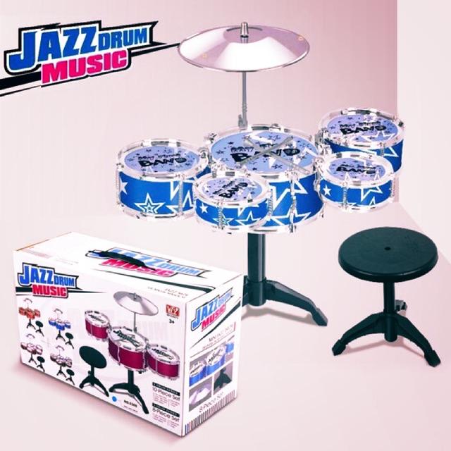 Bộ trống Jazz/ Đồ chơi âm nhạc / Trò chơi âm nhạc