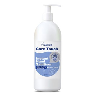 Nước rửa tay khô diệt khuẩn Careline Care Touch không bọt 250ml