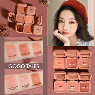 GOGO TALES _ Phấn má hồng Gogo Tales thumbnail