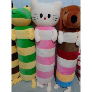 Gối Ôm Nhồi Bông Mèo Kitty 1m