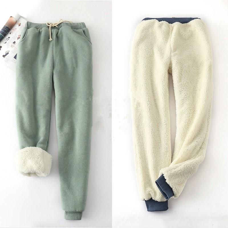 Quần dài dáng rộng chất Cotton thời trang mùa đông cho phái nữ - 13837613 , 2270472676 , 322_2270472676 , 464240 , Quan-dai-dang-rong-chat-Cotton-thoi-trang-mua-dong-cho-phai-nu-322_2270472676 , shopee.vn , Quần dài dáng rộng chất Cotton thời trang mùa đông cho phái nữ