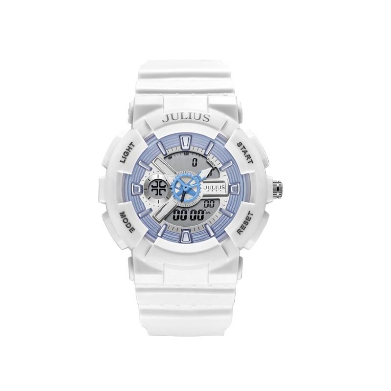 Đồng hồ nữ JA-1276 Julius Hàn Quốc thể thao chống thấm nước (nhiều màu)