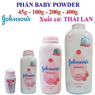 Phấn thơm em bé Johnsons Baby Powder 380gr, 180gr 100gr thumbnail