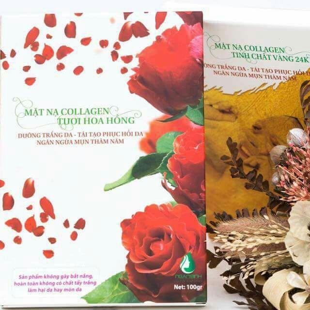 Mặt nạ thạch collagen tươi ướp cánh hoa hồng cao cấp Ngân Bình nhập chuẩn từ công ty - 2832350 , 509358439 , 322_509358439 , 24000 , Mat-na-thach-collagen-tuoi-uop-canh-hoa-hong-cao-cap-Ngan-Binh-nhap-chuan-tu-cong-ty-322_509358439 , shopee.vn , Mặt nạ thạch collagen tươi ướp cánh hoa hồng cao cấp Ngân Bình nhập chuẩn từ công ty