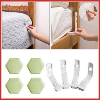 [giá giới hạn] 8PCS Blankets Holder Clip Gripper Quilt Non-Slip Mattress Bed Sheet Pink
