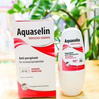 Aquaselin intensive women dành cho nữ - Lăn khử mùi ngăn mùi hôi cơ thể và vùng nách thumbnail