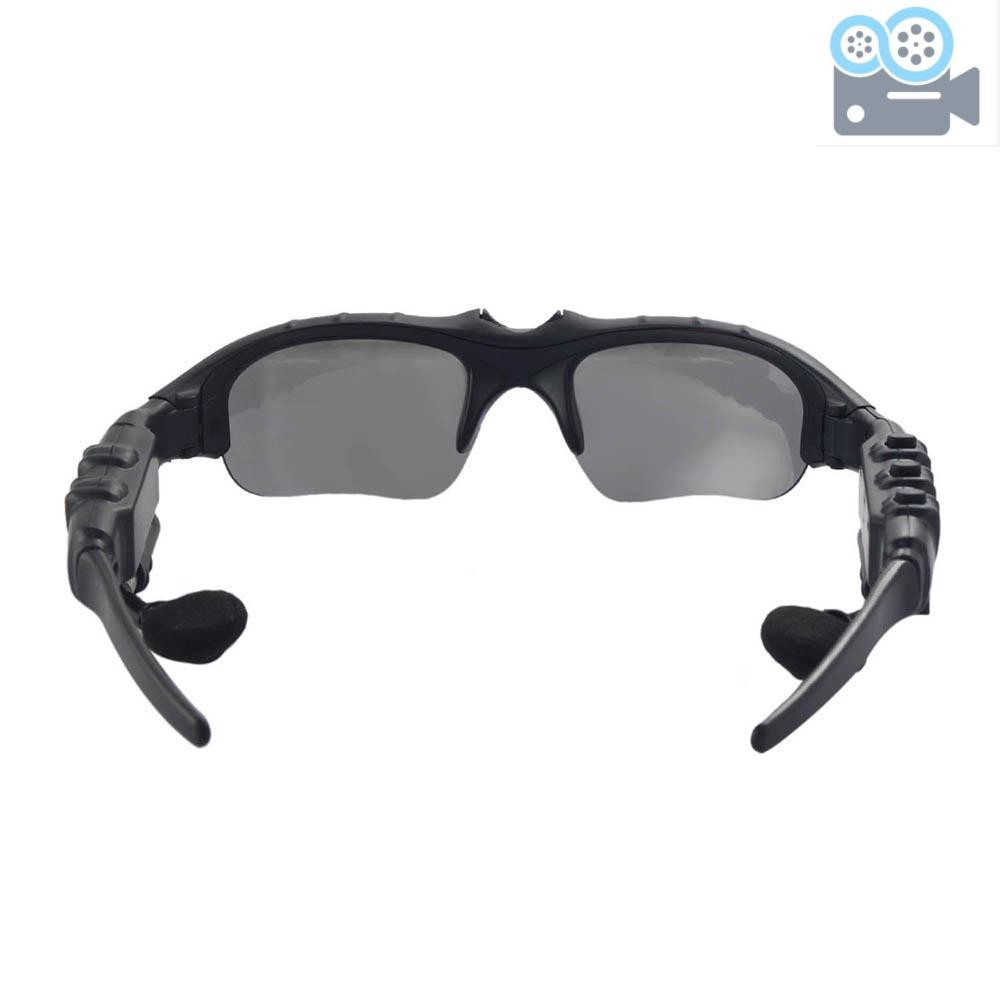 Smart Sunglasses Wireless Bluetooth Headset Polarized Glasses Music Headphones Voice Control Hand-free with Mic for Riding Driving Fishing Running Golf...