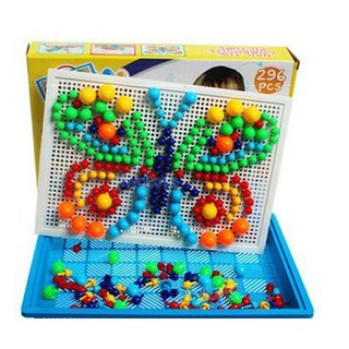 NTWooden Puzzle Jigsaw Early Learning Kids Educational Toys